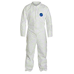 Malt by Impact® DuPont™ Tyvek® Zippered Coverall - 2X