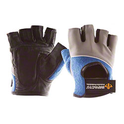 Impacto® Half Finger Gel Work Glove