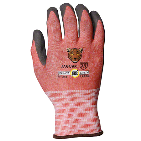 IS-555 Jaguar A3 Cut Resistant Work Glove - Large