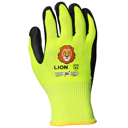 IS-777 Lion A4 Cut Resistant Work Glove - Large