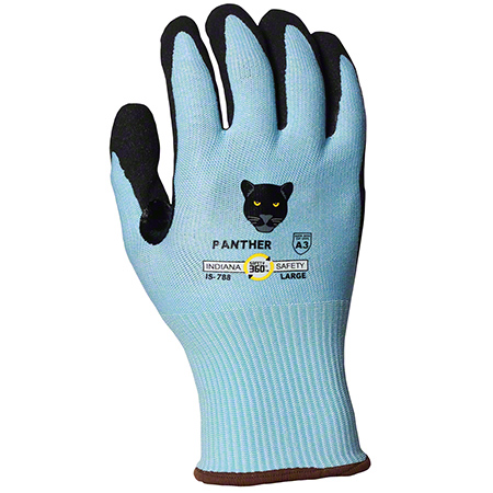 IS-788 Panther A3 Cut Resistant Work Glove - Large