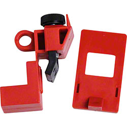 Clamp-On Breaker Lockout