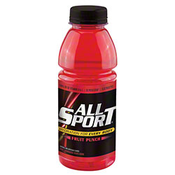 All Sport Fruit Punch Ready To Drink - 20 oz.