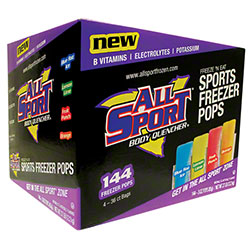 All Sport Variety Pack Freezer Pops
