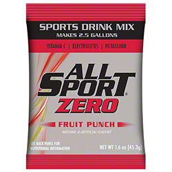 All Sport Zero Fruit Punch Powder - 2.5 Gal.