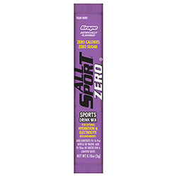 All Sport Zero Grape Powder Stick