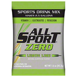 All Sport Zero Lemon Lime Powder - 2.5 Gal.