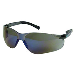 Scout Safety Glasses - Blue Mirror Lens