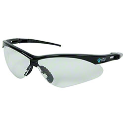 Fido Safety Glasses - Clear Lens, Anti-Fog