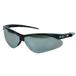 Fido Safety Glasses - Silver Mirror Lens