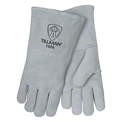 "Tillman™ 14"" Standard Shoulder Split Glove - Large, Pearl"