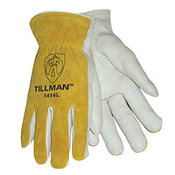 "Tillman™ 8"" Top Grain Cowhide w/Spilt Leather Back"