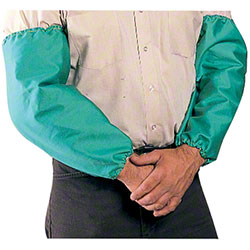 Tillman™ 9 oz. Green Flame Retardant Cotton Sleeves - 18""