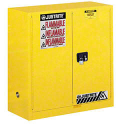 Justrite® Sure-Grip® EX Classic Safety Cabinets
