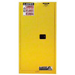 Justrite® Sure-Grip® EX Flammable 2 Door Safety Cabinet