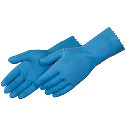 Liberty Blue Latex Canner Gloves