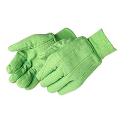 Liberty 20 oz. Fluorescent Green Cotton/Polyester - Men's
