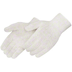 Liberty Heavy Weight White String Knit Glove