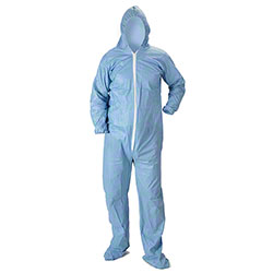 Lakeland Pyrolon® Plus 2 Coverall w/Zipper/Hood/Boot -XL