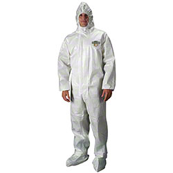 Lakeland ChemMax® 2 Coverall w/Attached Boots