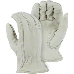 Majestic Cowhide Drivers Glove