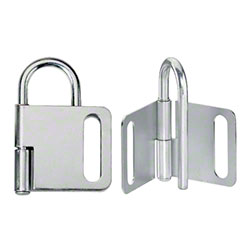 Master Lock® 418 Pry-Proof Steel Safety Lockout Hasp