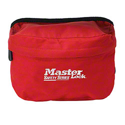 Master Lock® Unfilled Compact Safety Lockout Pouch