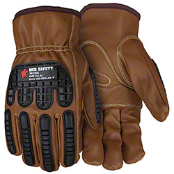 Goatskin 36336 Oil Blocking TPR Drivers Gloves