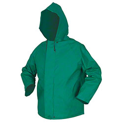 Dominator® Rainwear Jacket w/Attached Hood