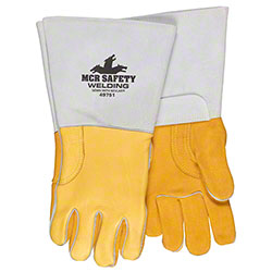 Gold Grain 49751 Elkskin Welding Gloves