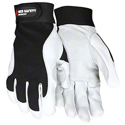 Multi-Task 906DP Double Leather Palm Gloves