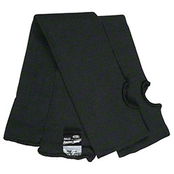 "Certified DuPont™ Black Kevlar® Sleeve -18"", Thumb Slot"
