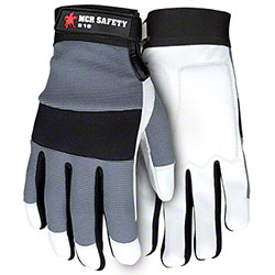 Multi-Task 919 Goatskin Leather Padded Palm Gloves