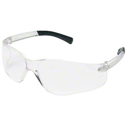 BearKat® Safety Glasses - Clear Lens/Black Sleeve