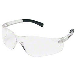 BearKat® BK2 Safety Glasses - Clear Lens, Black Sleeve