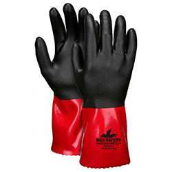 PredaStretch™ MG9645 PVC/Nitrile Double Dipped Gloves