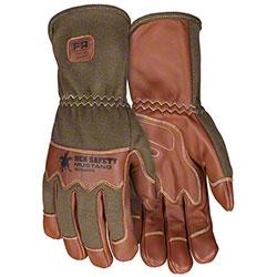 Mustang MU3624GFR Utility Driver FR Goatskin Field Gloves