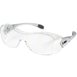 Law® Over The Glass Safety Glasses - Clear Lens