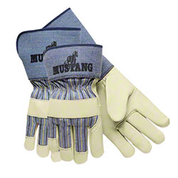 Memphis Mustang® Premium Grain Leather Gloves