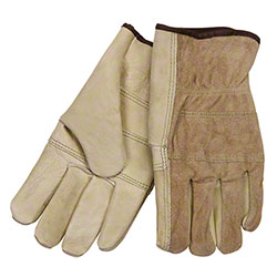 Memphis 32055 Unlined Leather Drivers Gloves