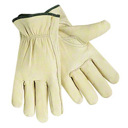 Memphis Cow Leather Unlined Drivers' Glove