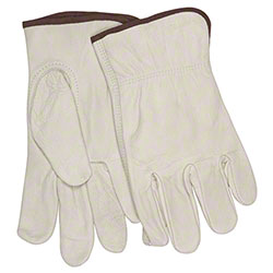 Memphis 32113 Industry Grade Unlined Lather Drivers Gloves