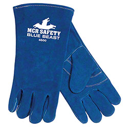 Memphis Blue Beast® Premium Select Side Leather - XXL