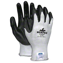 Memphis DSM Dyneema® Frost White & Black PU Coated Gloves