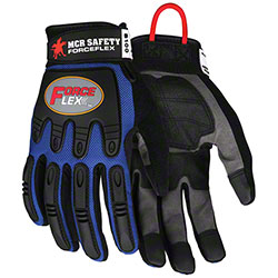 Memphis ForceFlex Multi-Task TPR Padded Gloves