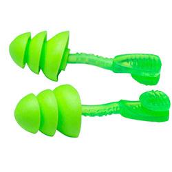 Moldex® Glide® Foam Twist-In Uncorded Earplugs