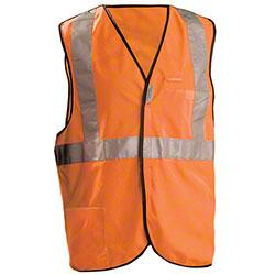 OccuNomix Solid 5 pt. Break-Away Safety Vests