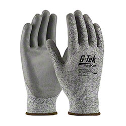 PIP G-Tek® PolyKor® 16-150 Coated Seamless Knit Gloves