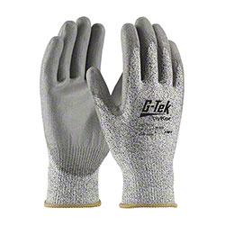 PIP G-Tek® PolyKor® 16-530 Coated Seamless Knit Gloves