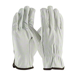PIP Regular Grade Straight Thumb Leather Drivers Gloves